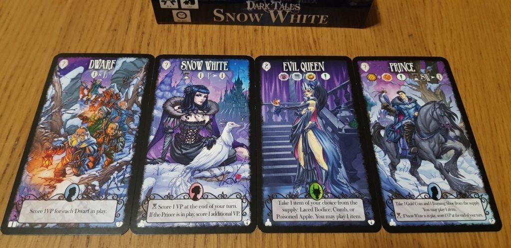Dark Tales Snow White