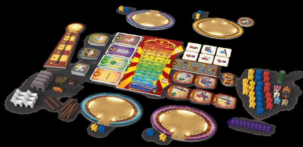 Meeple Circus - Ghenos Games