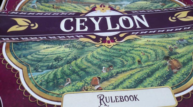 Ceylon - Recensione