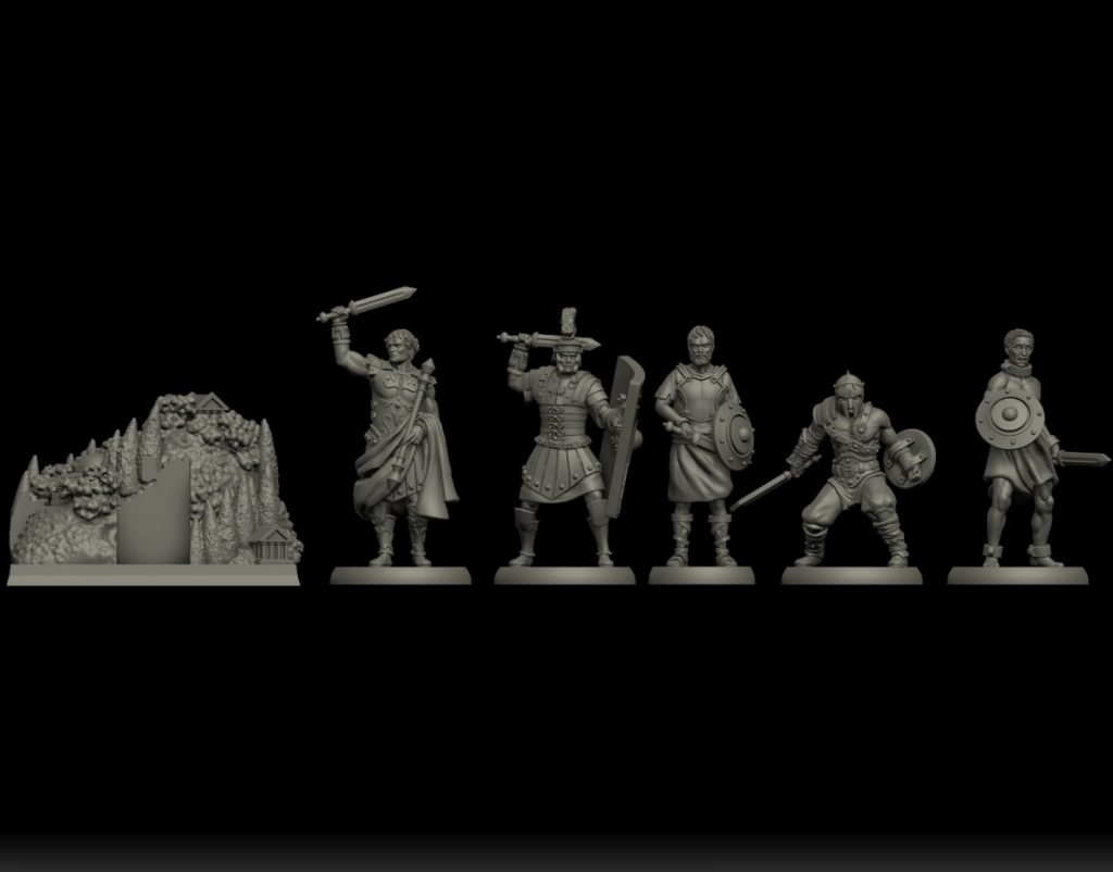 Anno Urbis - Miniature