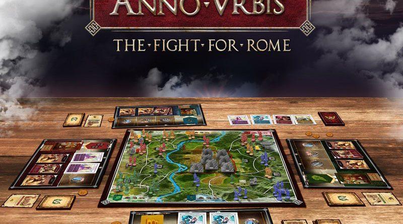 Anno Urbis - Setup - Mid Game
