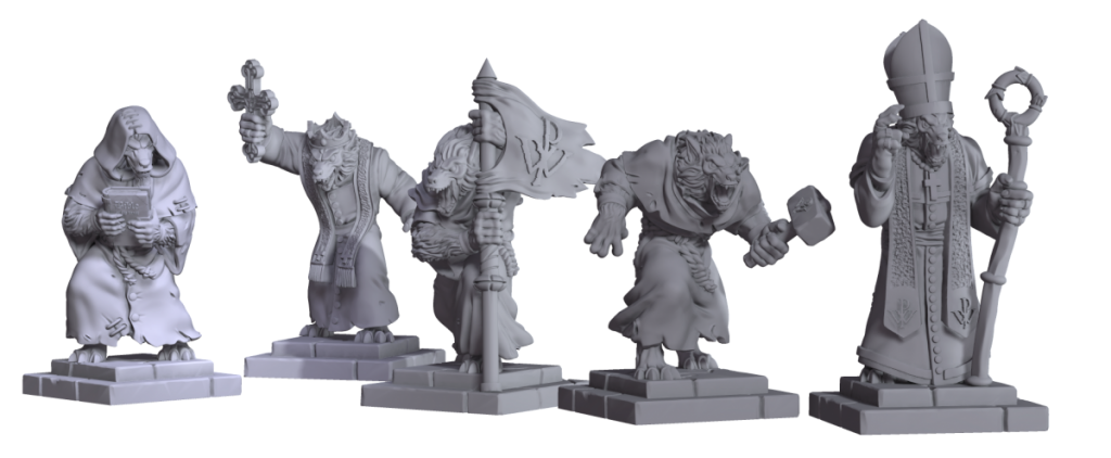 Armata Stigoi Powerwolf