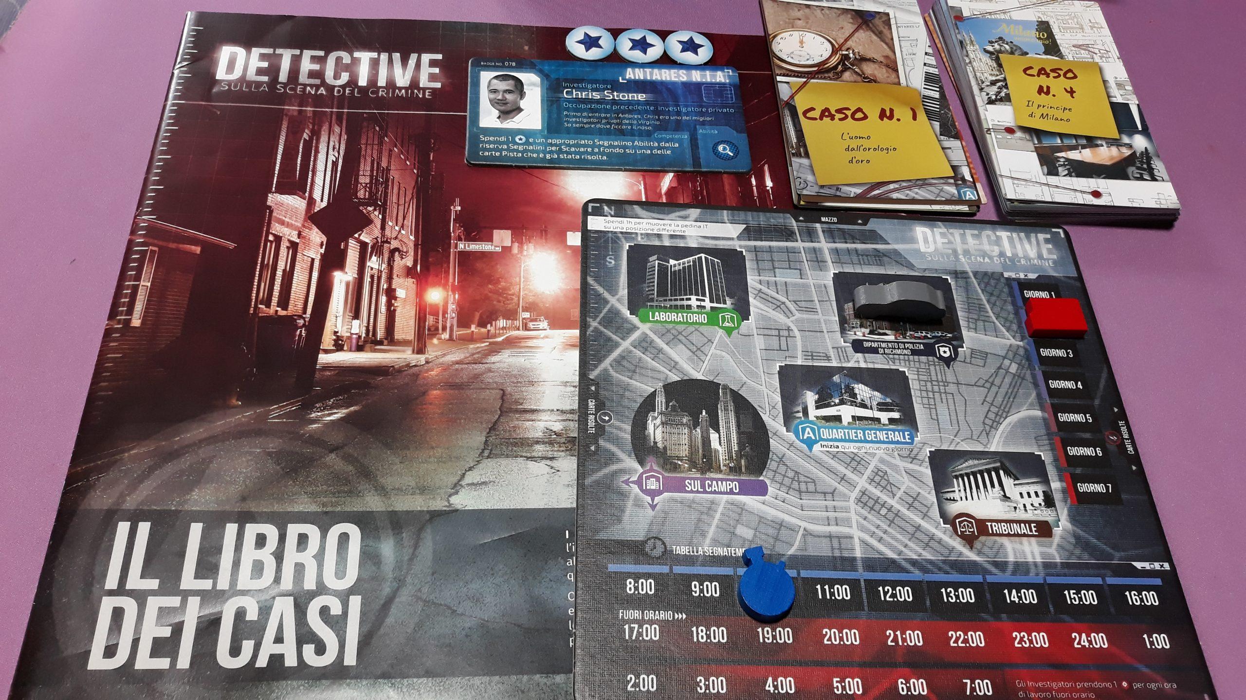 Detective: sulla scena del crimine 4