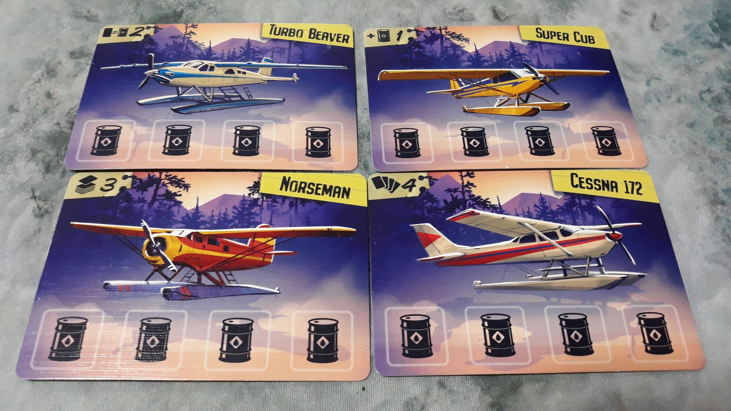 Yukon Airways idrovolanti
