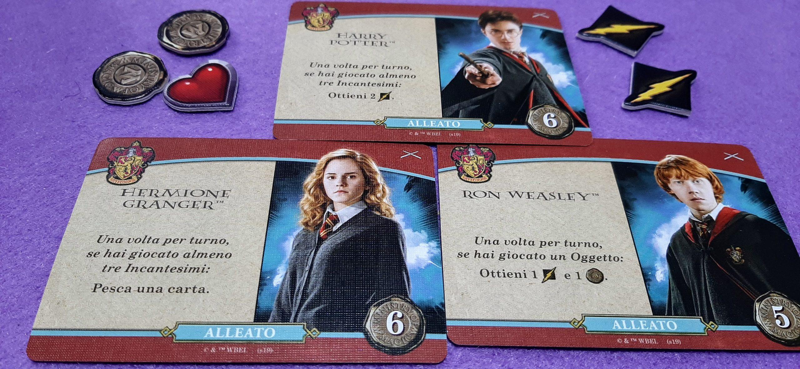 Harry Potter Hogwarts Battle: difesa contro le arti oscure 2