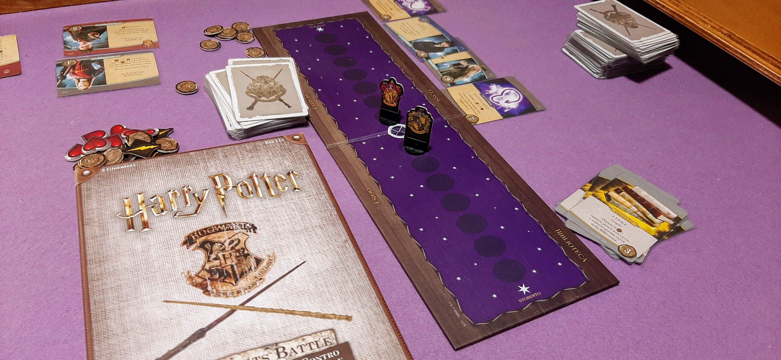 Harry Potter Hogwarts Battle: difesa contro le arti oscure