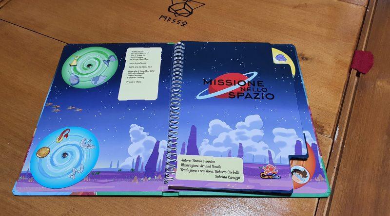 La mia prima avventura: Missione nello spazio