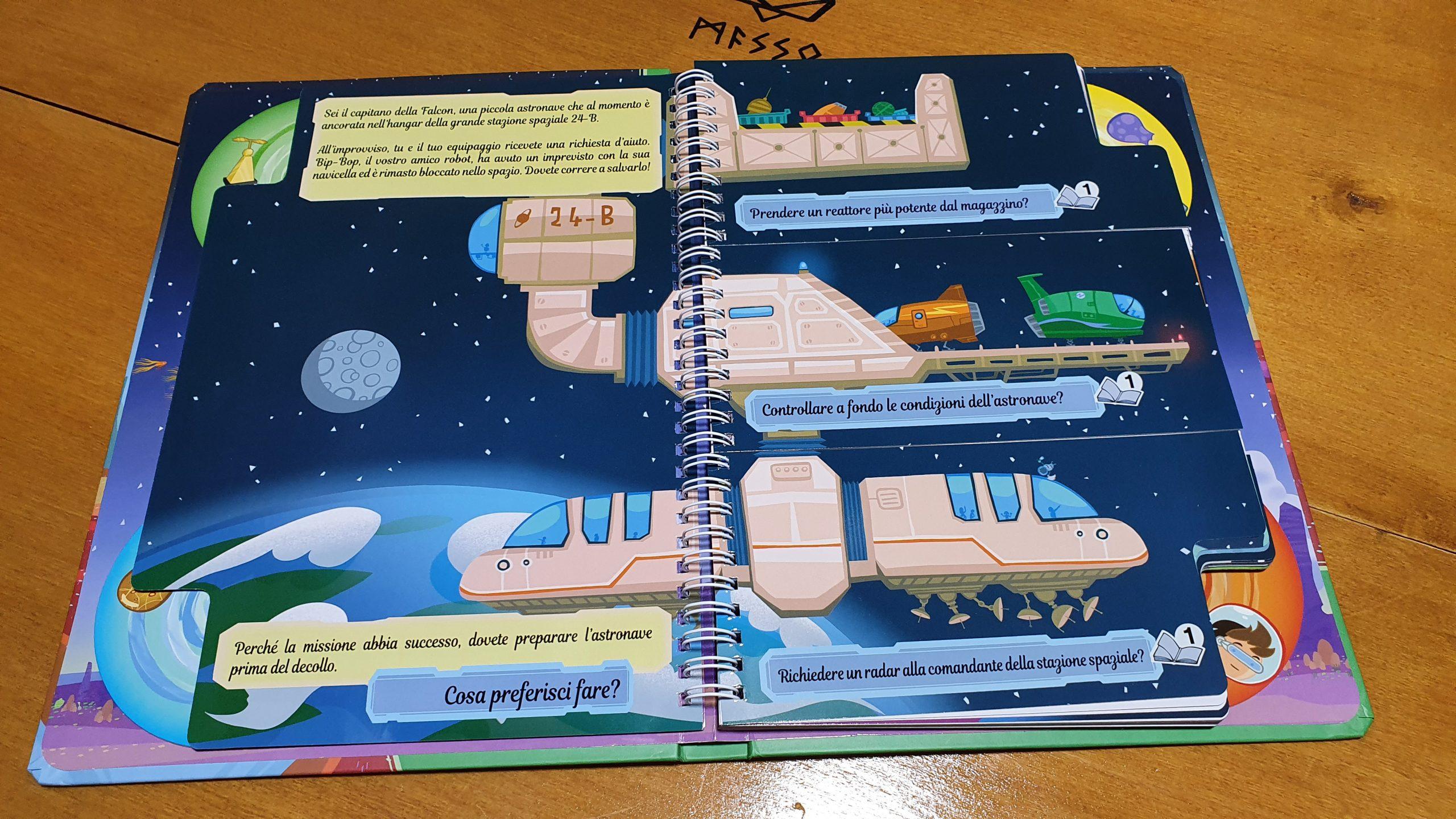 Missione nello spazio